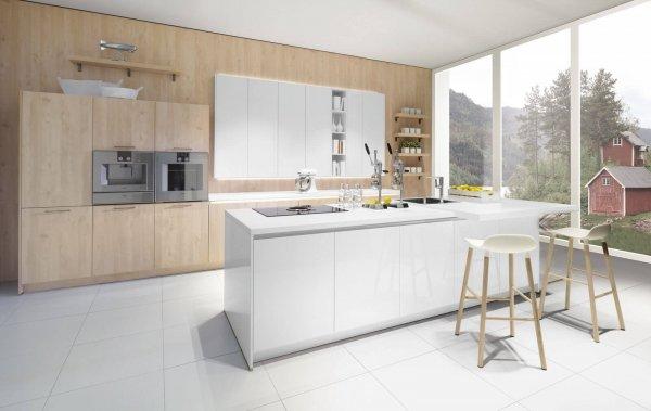 Y-Line Kitchen Design