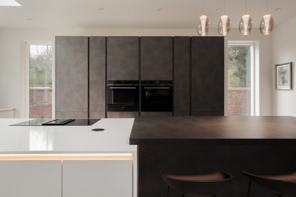 Pronorm Kitchen with Quartz Worktops – Knutsford