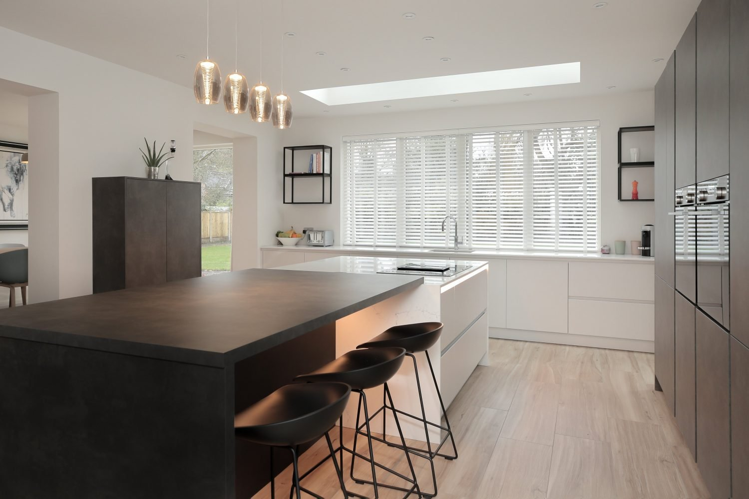 Pronorm Kitchen with Quartz Worktops - Knutsford ...