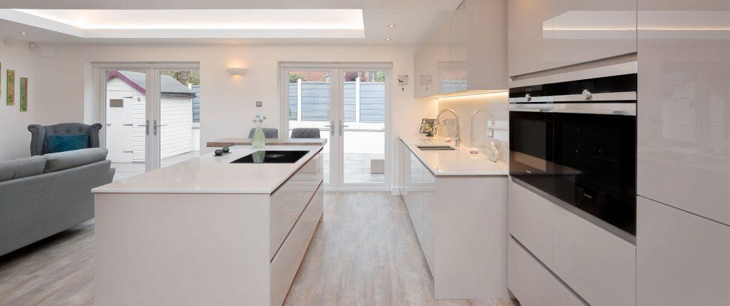 Social Living Kitchen Dining Room