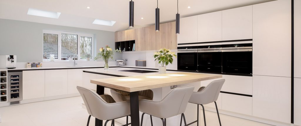 Unique Kitchen Space – Urmston